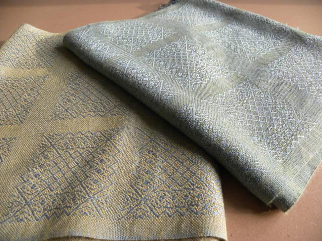Etole en soie