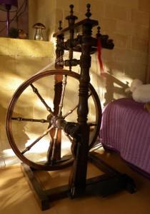 Un rouet Suisse ?