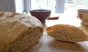Du pain au levain