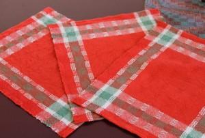 Serviettes de table d'après Mary Meigs Atwater